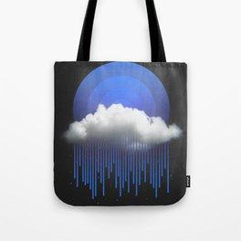 Tote Bag - Rainy Daze - soaring anchor designs