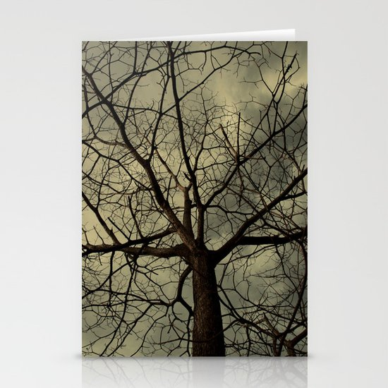 Branched Stationery Card
