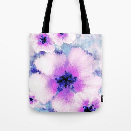 Rose of Sharon Bloom Tote Bag