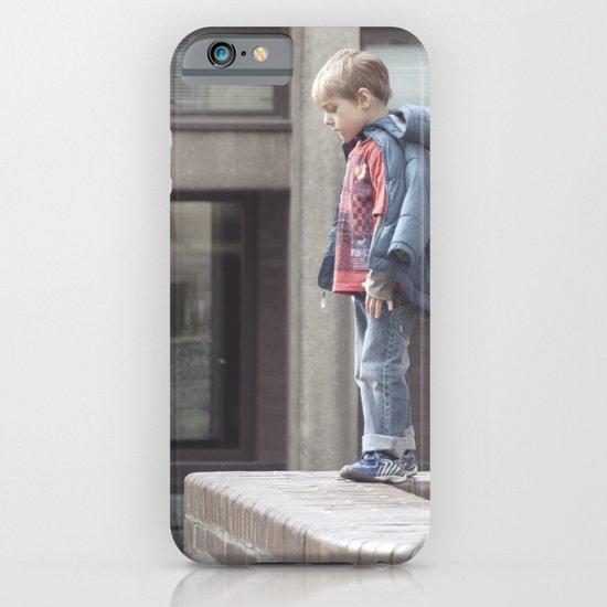 cape testing... iPhone & iPod Case