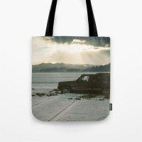 A Salt Place  Tote Bag
