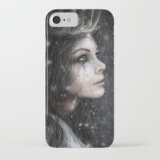 In the Dark of Winter iPhone 7 Slim Case
