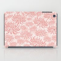Go Orient Chrysanthemum iPad Case