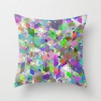 Panelscape - #1 Society6… Throw Pillow