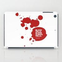 Dexter No.3 iPad Case
