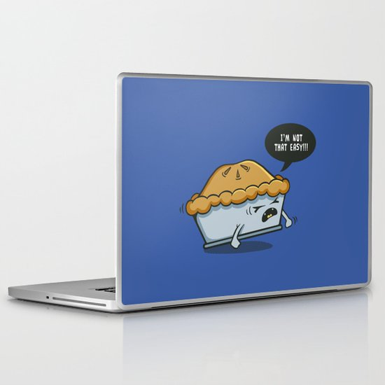 Not that Easy Laptop & iPad Skin