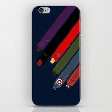 The Avengers iPhone & iPod Skin