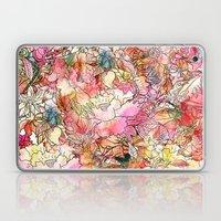 Summer Flowers | Colorfu… Laptop & iPad Skin