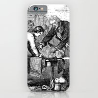 iPhone & iPod Case featuring Dr. Crowley's Experiment  by Shane Deruise Photography