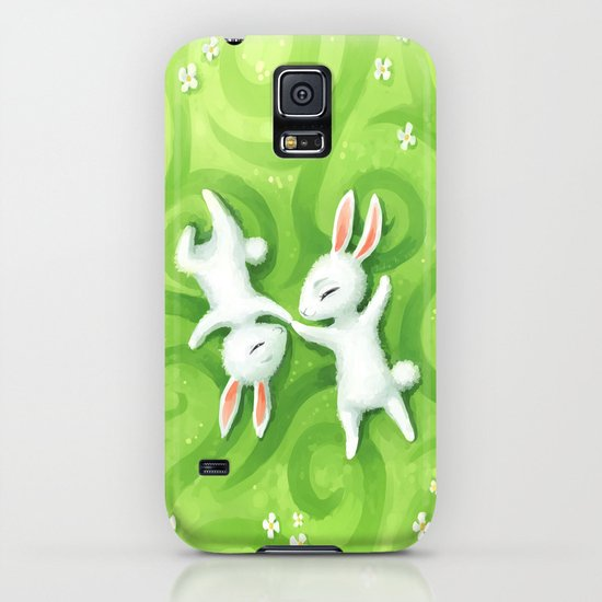 Fluffy Summer iPhone & iPod Case