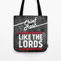 HIPHOP ANTHEM 4 : Chief Rocka Tote Bag
