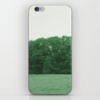 The Forest No.1 iPhone & iPod Skin