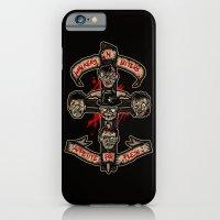 Appetite For Flesh iPhone 6 Slim Case