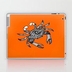 Fall Crab Laptop & iPad Skin