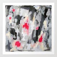 No. 70 Modern Abstract Painting Art Print