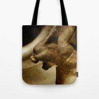 Ancient Cats Tote Bag
