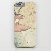iPhone & iPod Case featuring ...tener un bosque dentro. by Belén Segarra