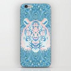 Pastel Quartz Tiger iPhone & iPod Skin
