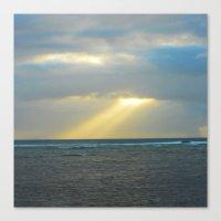 Oahu: Hope Canvas Print