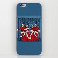 May Your Days Be Merry A… iPhone & iPod Skin