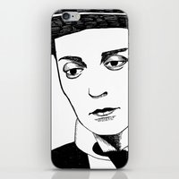 Buster iPhone & iPod Skin