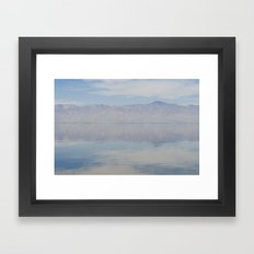 Bombay Beach Framed Art Print