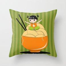 noodle..noodle.. noodle!!! Throw Pillow