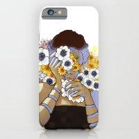 Sleep Under the Petals iPhone 6 Slim Case