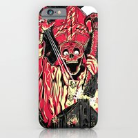 iPhone & iPod Case featuring THE END IS NIGH by Matt Ryan Tobin