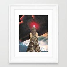 mile 0 Framed Art Print