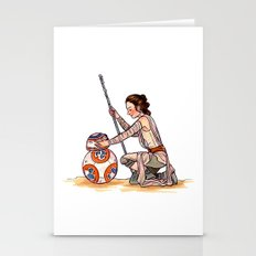 Rey of Sunshine Stationery Cards