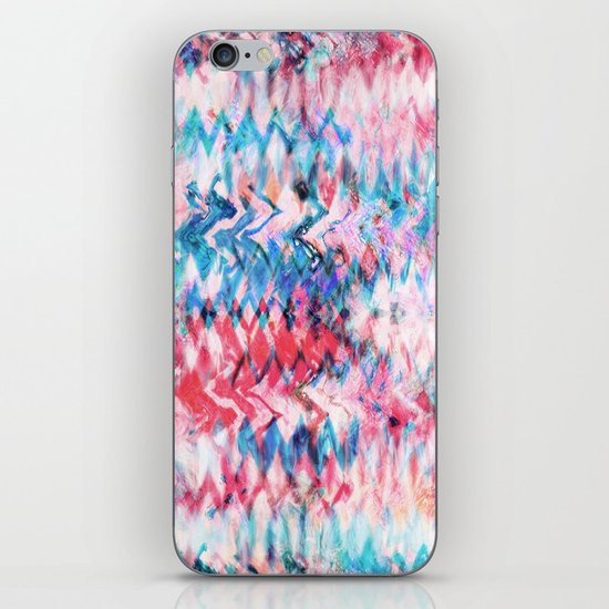Tie Dye Soda iPhone & iPod Skin