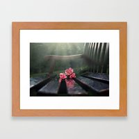 In Memory Framed Art Print