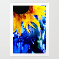 :: Liquid Sunshine :: Art Print