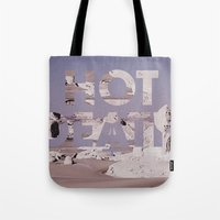 HOT DEATH Tote Bag