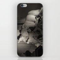 iPhone & iPod Skin featuring Statue équestre De Jose… by Sébastien BOUVIER