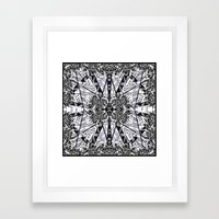 PATTERN5 Framed Art Print