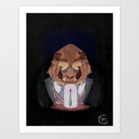 Who Dis Doctor 8 Art Print