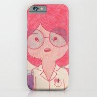 Sciency Bubblegum! iPhone 6 Slim Case