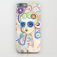 iPhone & iPod Case featuring Parrot by Sirius