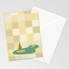 Zen Tile Stationery Cards