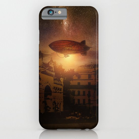 A Trip down the Sunset II iPhone & iPod Case