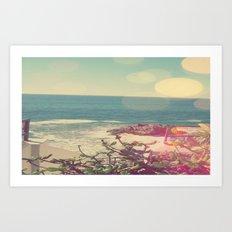 Beach Photography Art Print