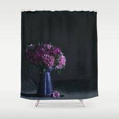 Romance of Peruvian Lilies - Alstroemerias Shower Curtain