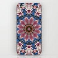 Floral Mandala-style, Sp… iPhone & iPod Skin