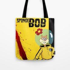 Kill Spongebob Tote Bag