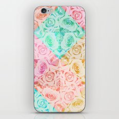 a rose is a rose iPhone & iPod Skin