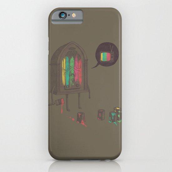 Identity Crisis iPhone & iPod Case