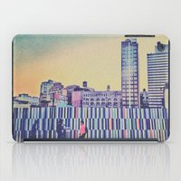 Brooklyn Stripes iPad Case