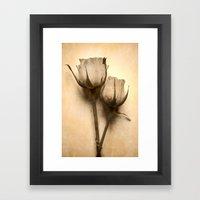 Sweet Memories 2 Framed Art Print